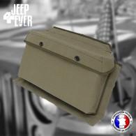 Sacoche siège Jeep
